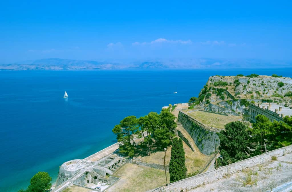 The well preserved medieval town of Corfu has lots to see and do for visitors