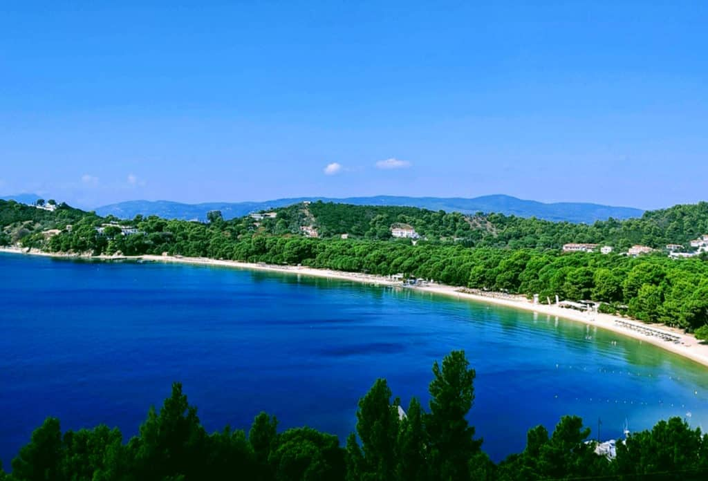 private yacht charter in Skopelos, Skiathos and Alonissos